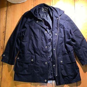 Gallery Navy Jacket